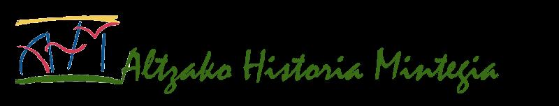 Altzako Historia Mintegia